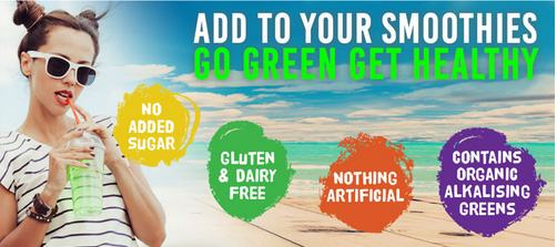 Green Tea X50 promo code